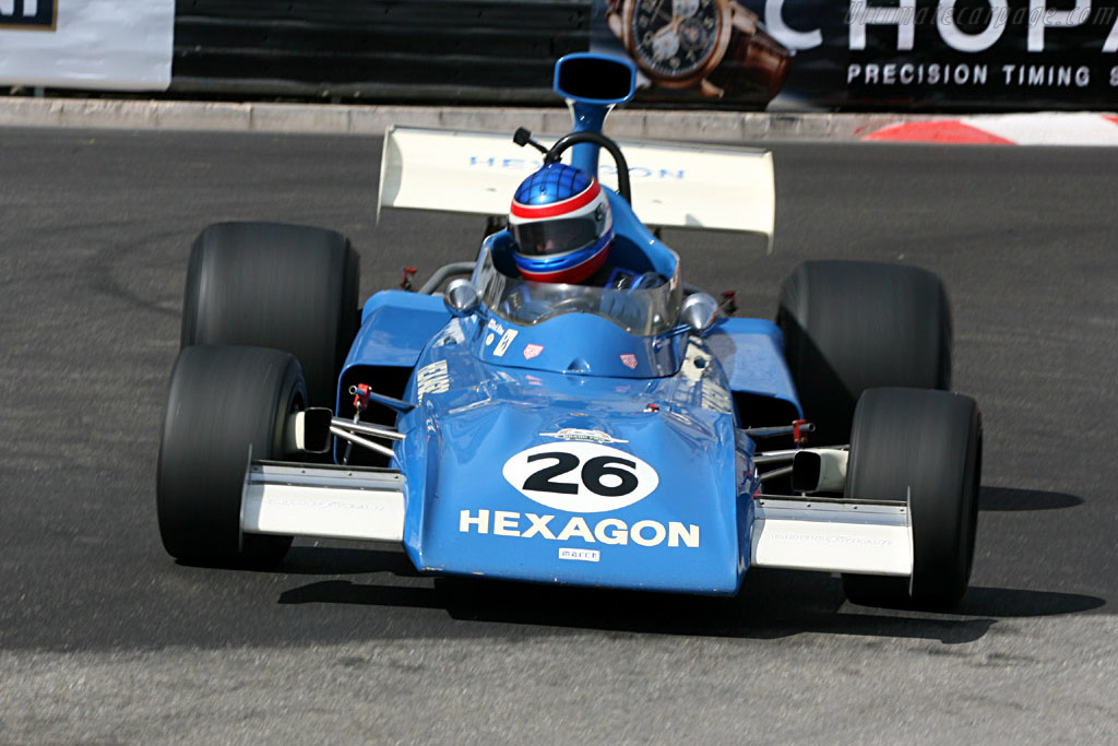 March 721 Cosworth    - 2006 Monaco Historic Grand Prix