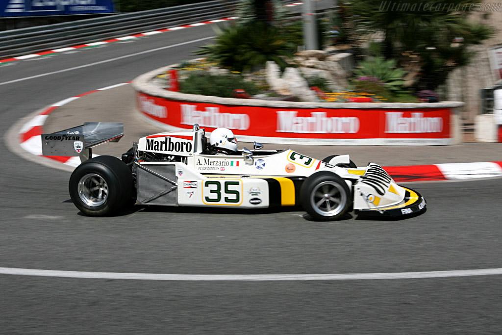 March 761 Cosworth - Chassis: 761-04   - 2006 Monaco Historic Grand Prix