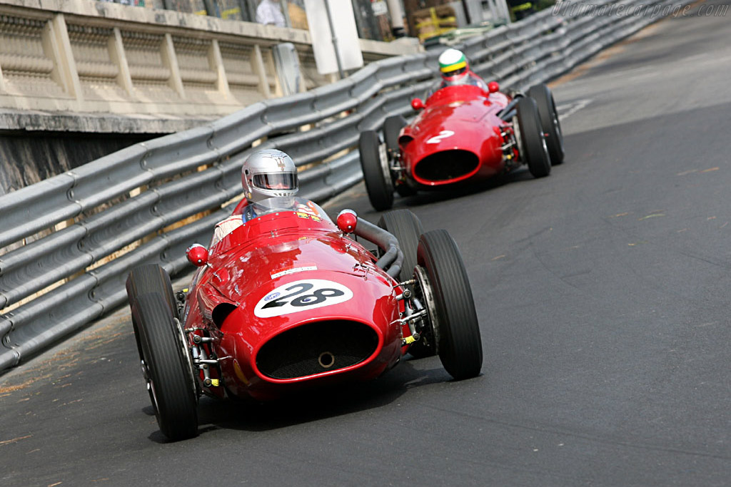 Maserati 250 F    - 2006 Monaco Historic Grand Prix