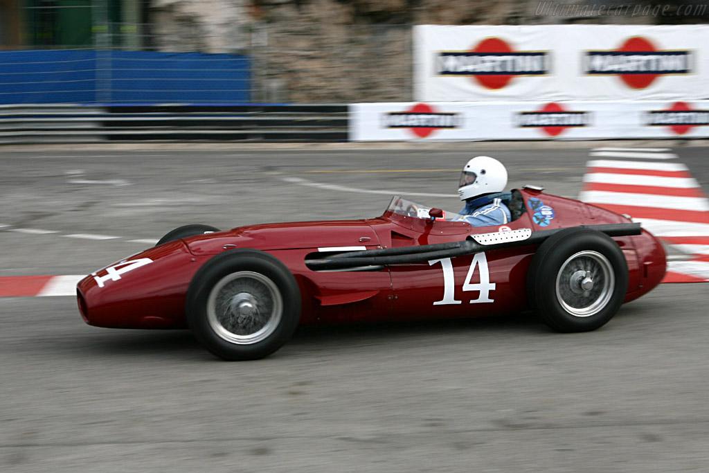 Maserati 250 F - Chassis: 2525   - 2006 Monaco Historic Grand Prix