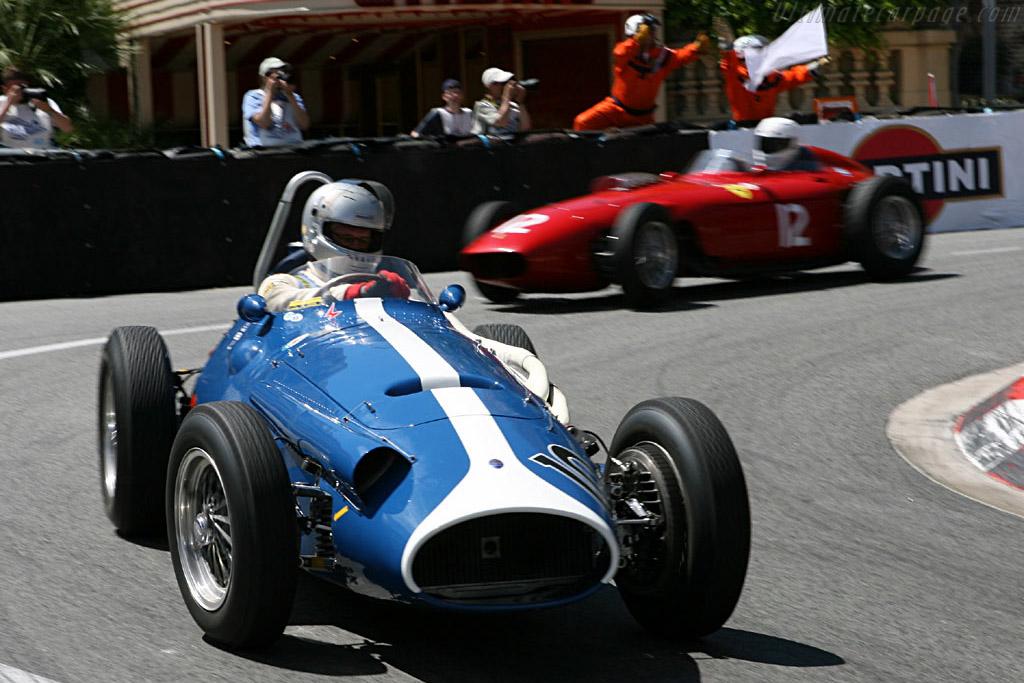 Maserati 250 F Piccolo - Chassis: 2534   - 2006 Monaco Historic Grand Prix