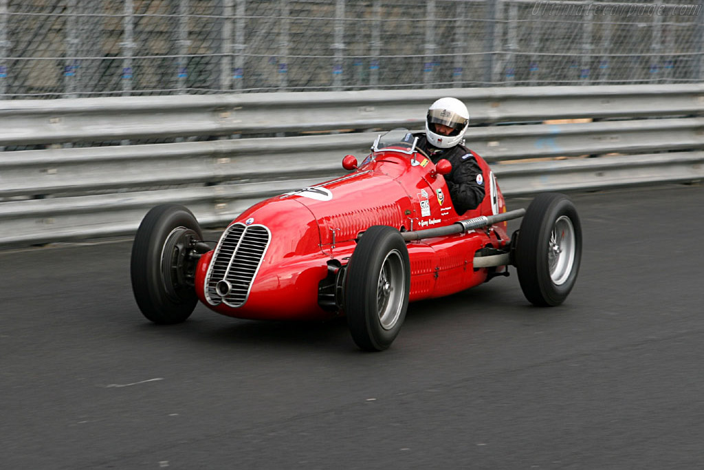 Maserati 4CL - Chassis: 1569   - 2006 Monaco Historic Grand Prix