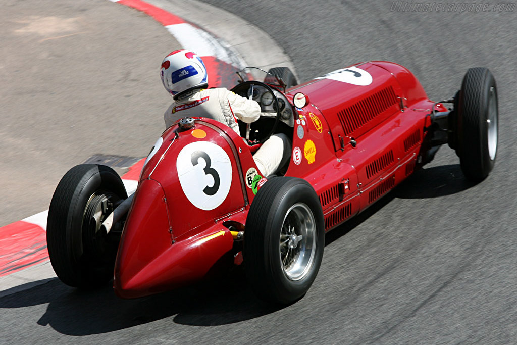 Maserati 4CL - Chassis: 1582   - 2006 Monaco Historic Grand Prix