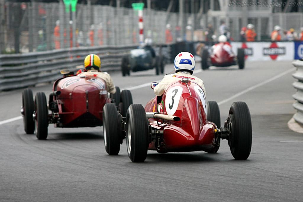 Maserati 4CL - Chassis: 1582   - 2006 Monaco Historic Grand Prix