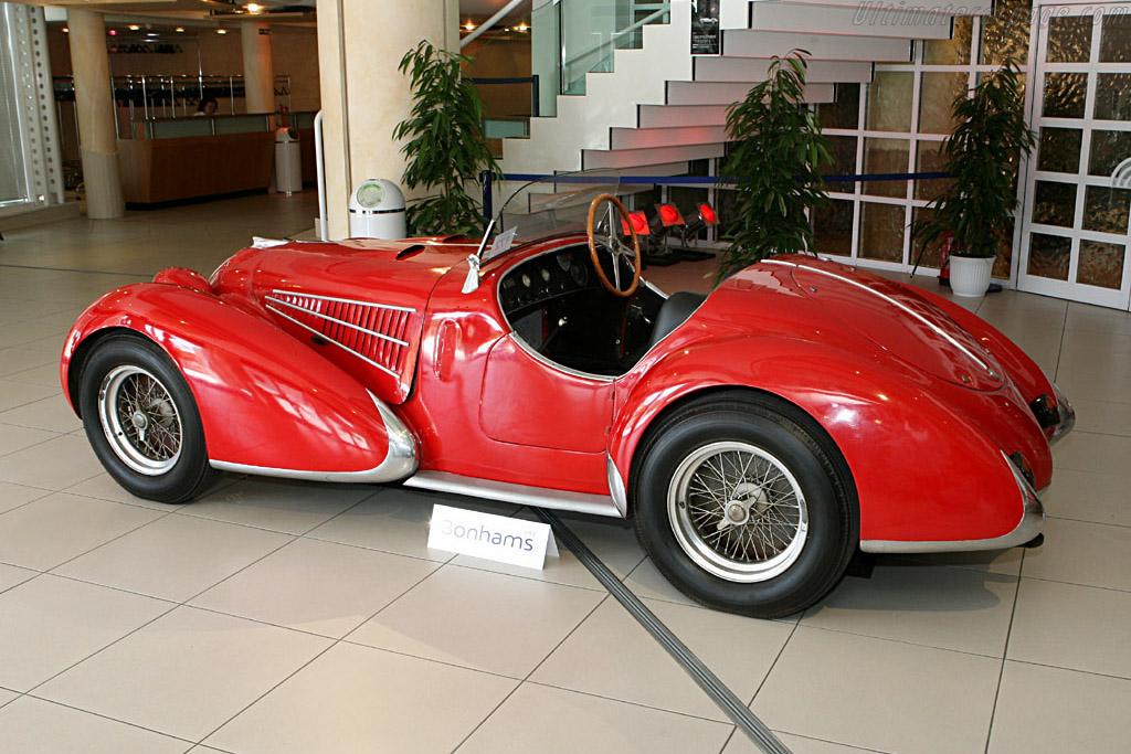 Maserati 4CS 1500 Spyder - Chassis: 1124   - 2006 Monaco Historic Grand Prix