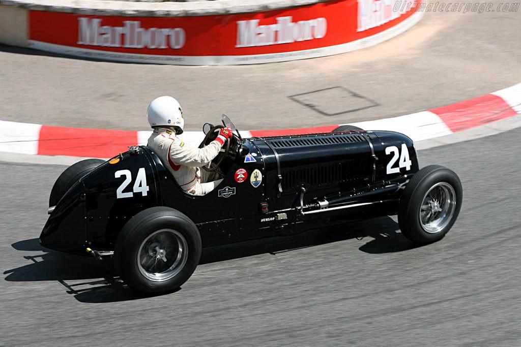 Maserati 6CM - Chassis: 1547   - 2006 Monaco Historic Grand Prix