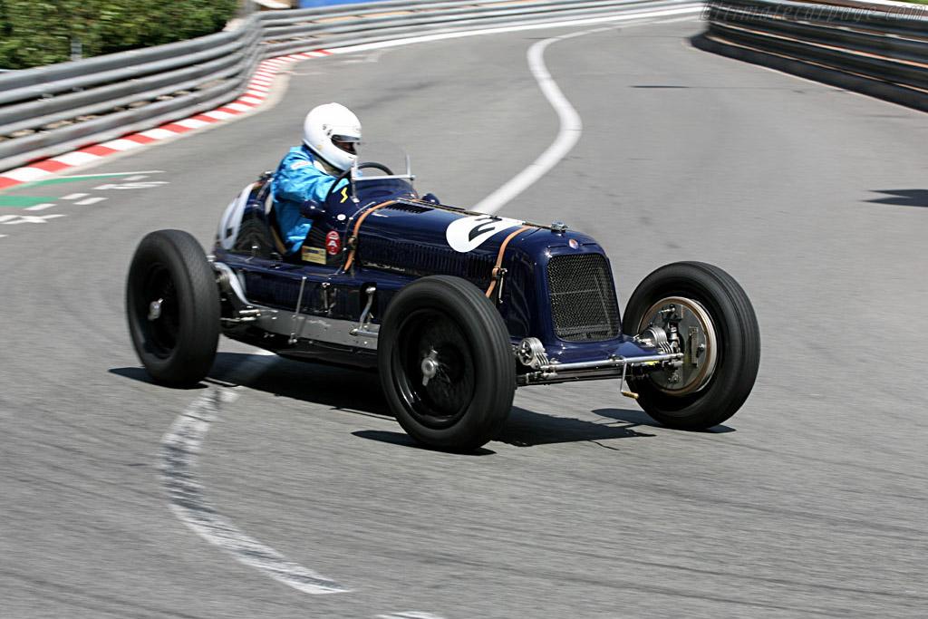 Maserati 8CM - Chassis: 3013   - 2006 Monaco Historic Grand Prix