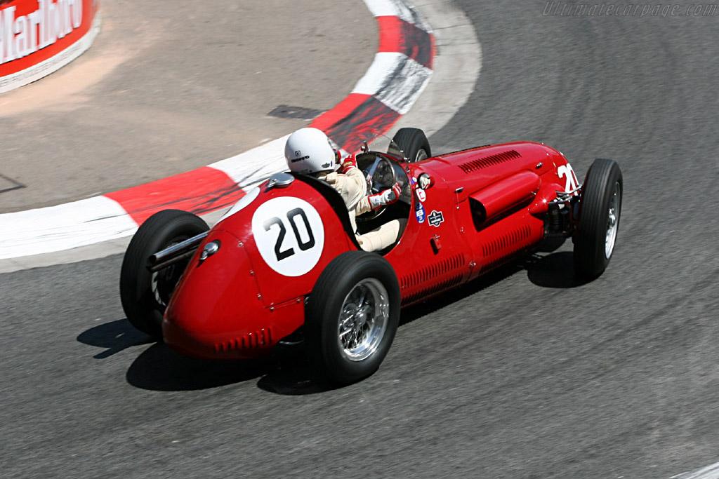 Maserati A6 GCM - Chassis: 2033   - 2006 Monaco Historic Grand Prix