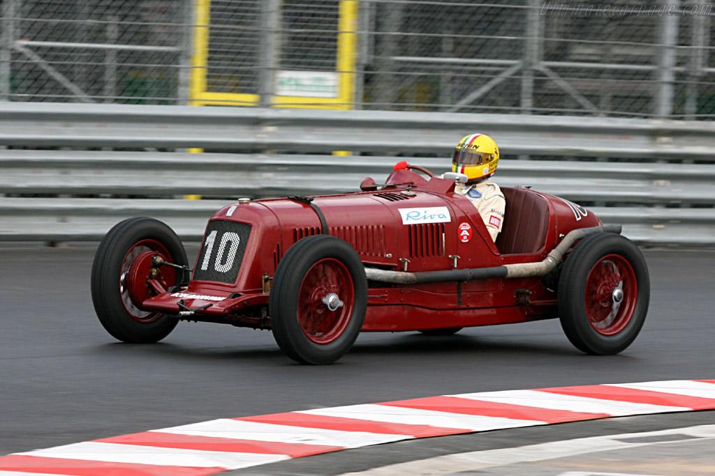 Maserati Tipo 26B - Chassis: 35   - 2006 Monaco Historic Grand Prix