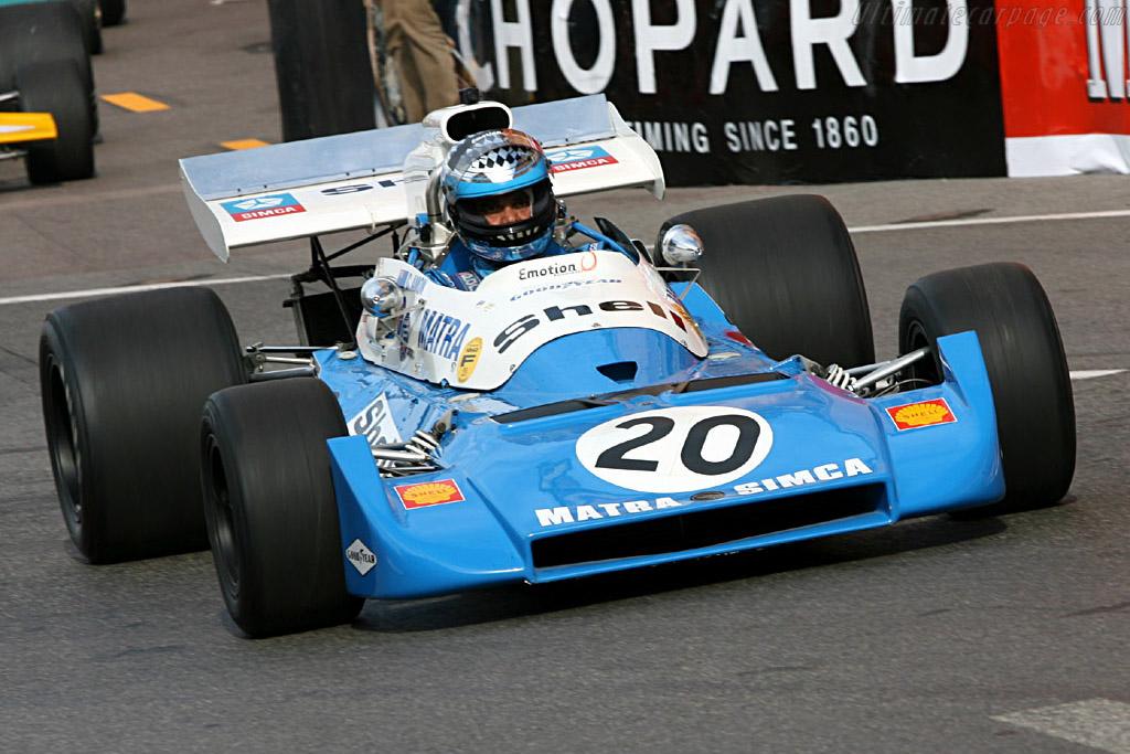 Matra MS120C    - 2006 Monaco Historic Grand Prix