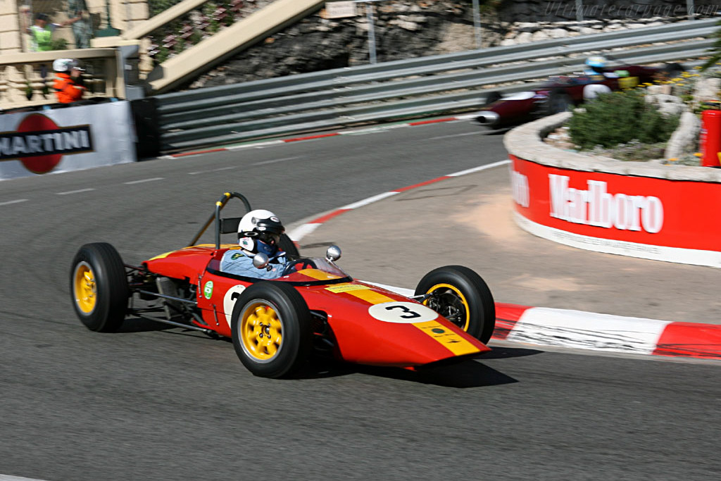 Merlyn Mk 5/7    - 2006 Monaco Historic Grand Prix