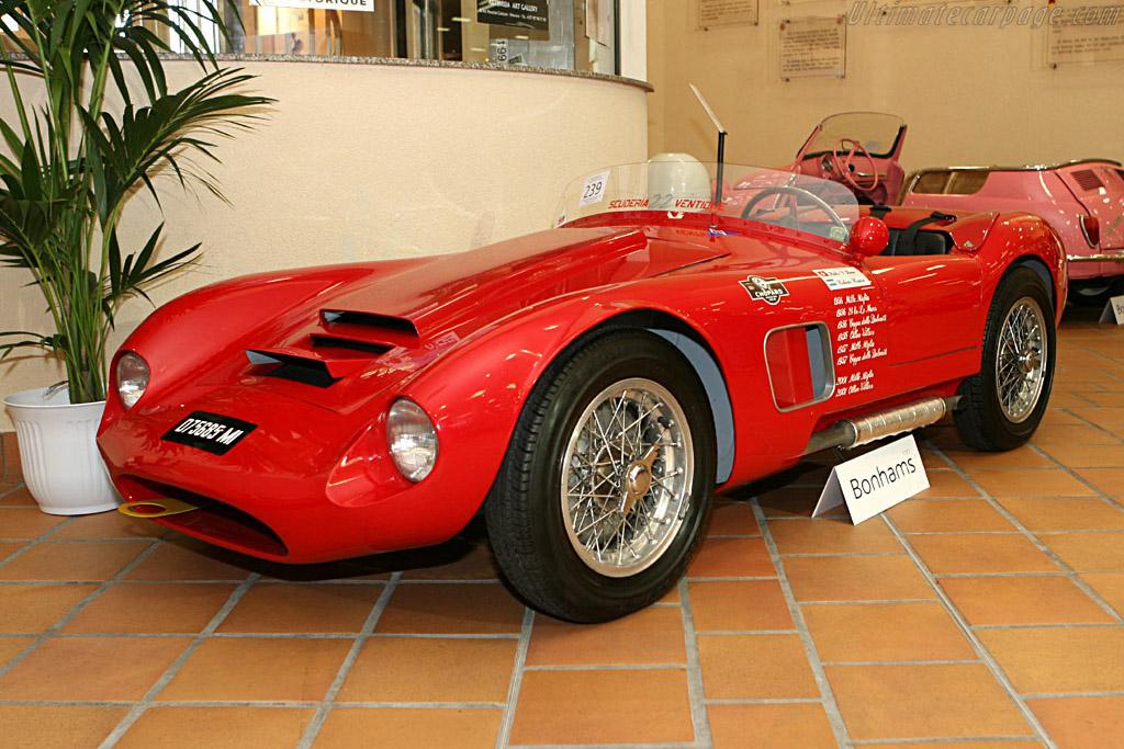 Moretti 750S MM - Chassis: 1614   - 2006 Monaco Historic Grand Prix
