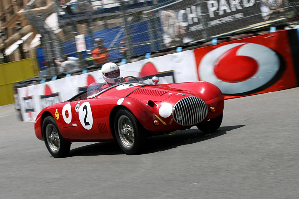 OSCA MT4 - Chassis: 1122   - 2006 Monaco Historic Grand Prix