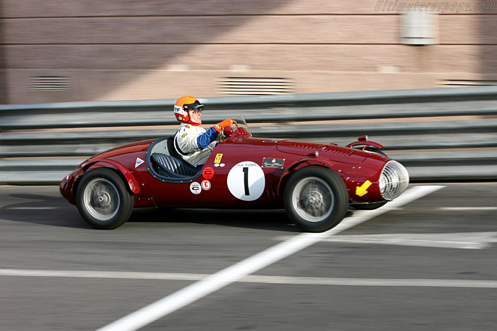 OSCA MT4 - Chassis: 1112   - 2006 Monaco Historic Grand Prix
