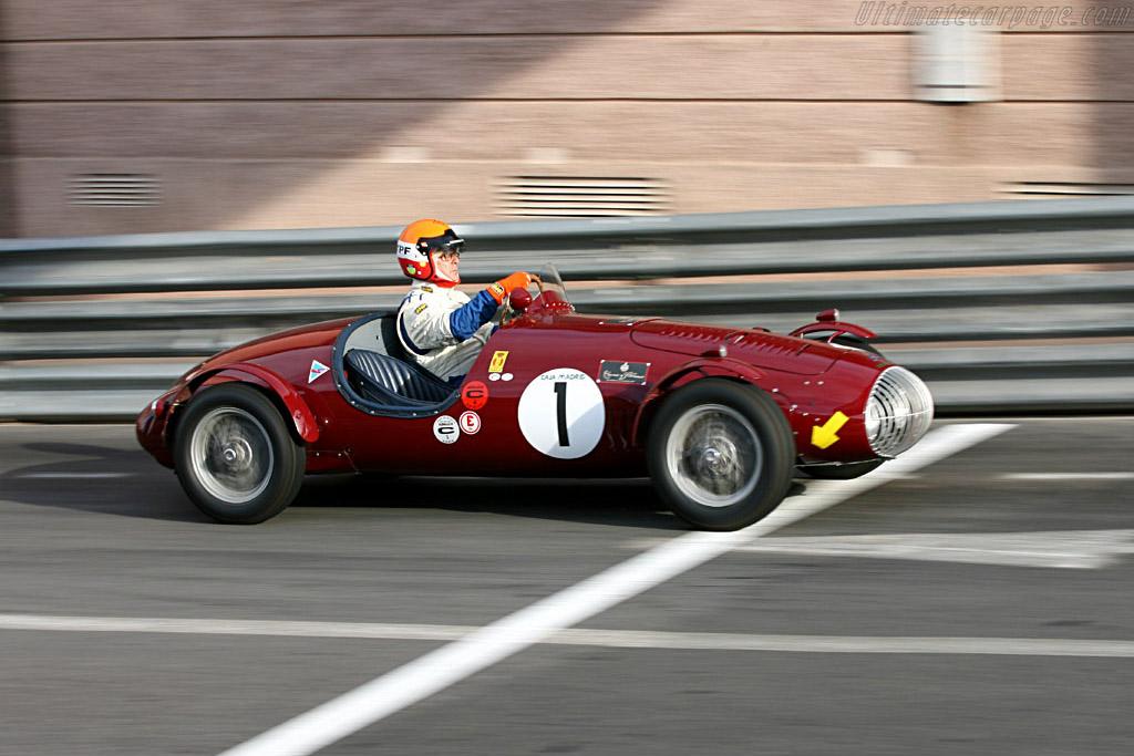 OSCA MT4 - Chassis: 1112  - 2006 Monaco Historic Grand Prix