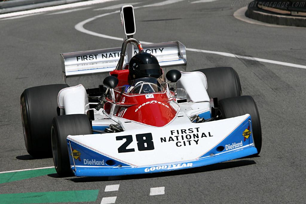 Penske PC3 - Chassis: PC3/001   - 2006 Monaco Historic Grand Prix