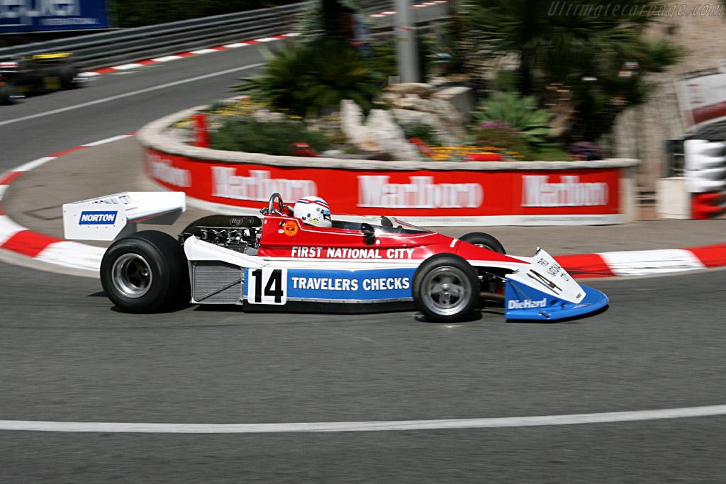 Penske PC3 - Chassis: PC3/002   - 2006 Monaco Historic Grand Prix