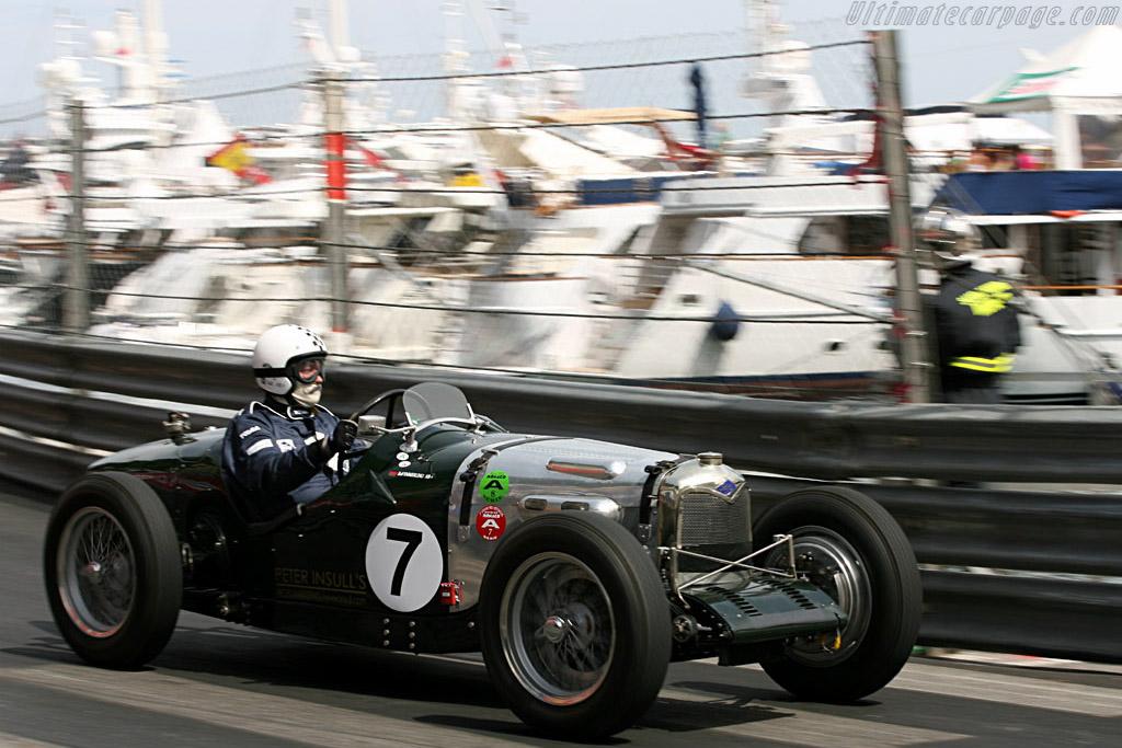 Riley Brooklands    - 2006 Monaco Historic Grand Prix