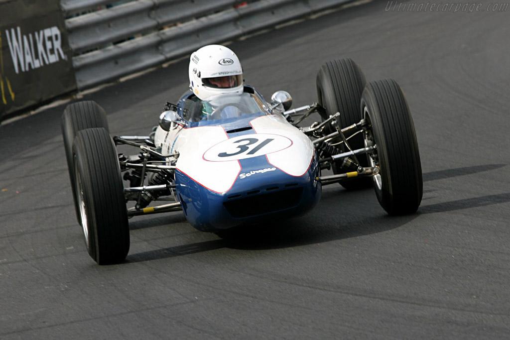 Scirocco F1 - Chassis: SP-2-63   - 2006 Monaco Historic Grand Prix