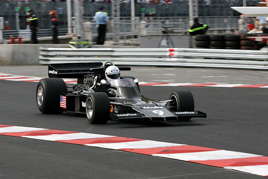 Shadow DN5 Cosworth  - Driver: Othmar von Diemar  - 2006 Monaco Historic Grand Prix