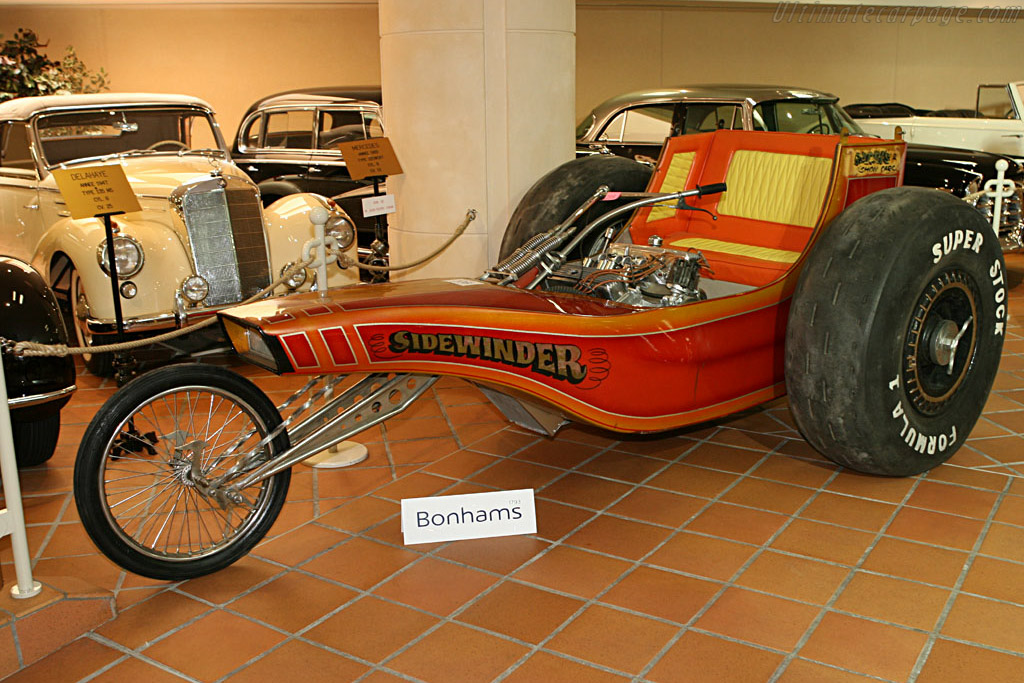 Sidewinder trike    - 2006 Monaco Historic Grand Prix