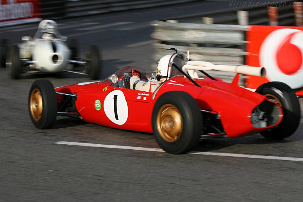 Stanguellini Delfino    - 2006 Monaco Historic Grand Prix