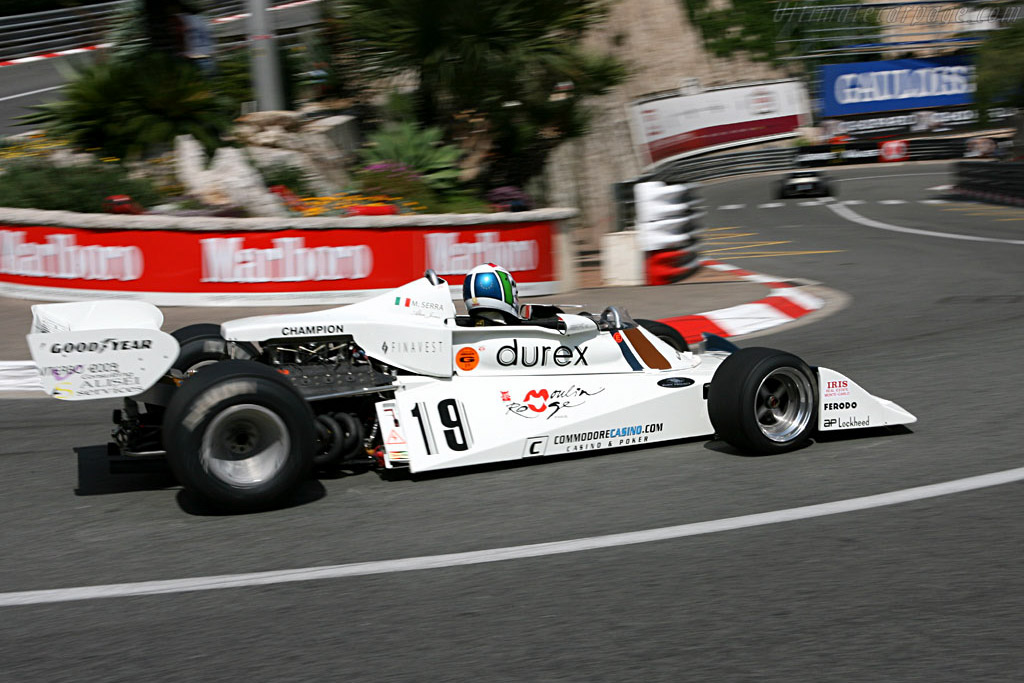 Surtees TS19    - 2006 Monaco Historic Grand Prix