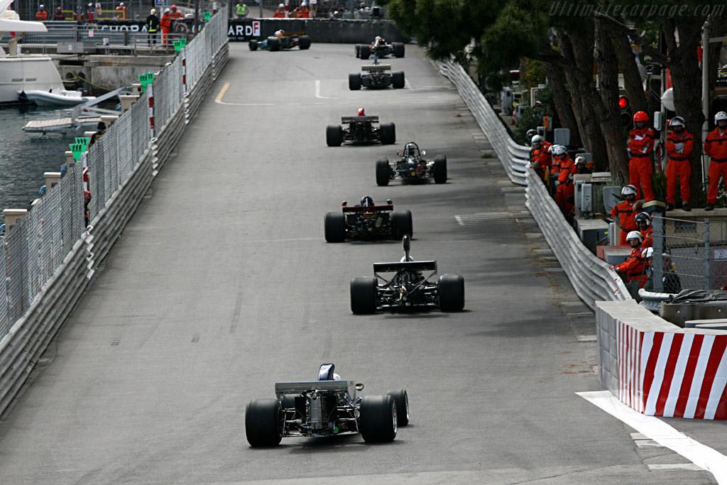 Surtees TS9 Cosworth    - 2006 Monaco Historic Grand Prix