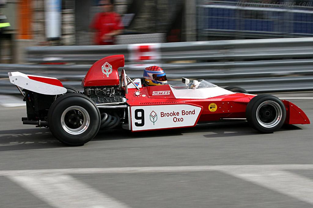 Surtees TS9B Cosworth    - 2006 Monaco Historic Grand Prix