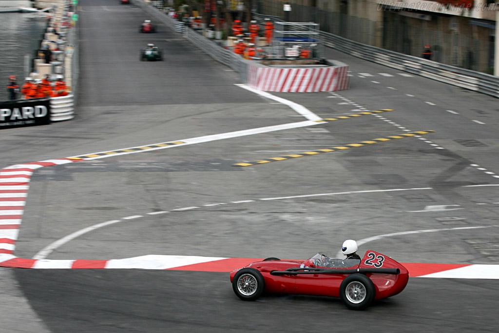 Tec mec maserati chassis f415 2006 monaco historic grand prix