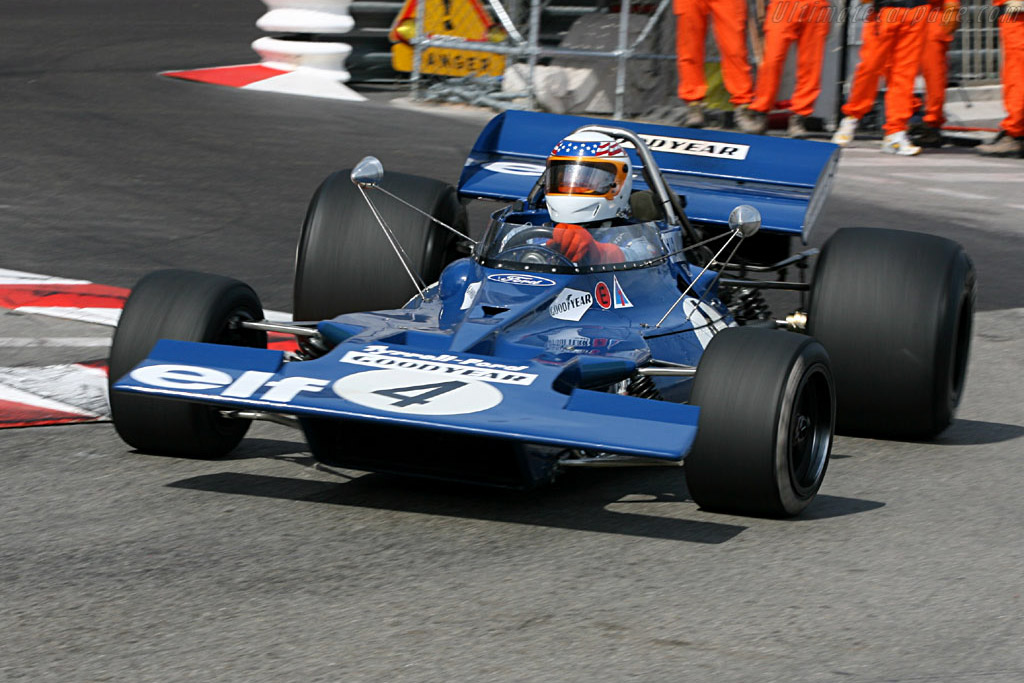 Tyrrell 001 - Chassis: 001   - 2006 Monaco Historic Grand Prix
