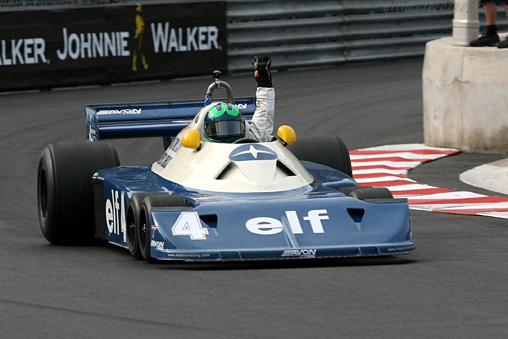 Tyrrell P34 - Chassis: P34/6 - Driver: Martin Stretton  - 2006 Monaco Historic Grand Prix