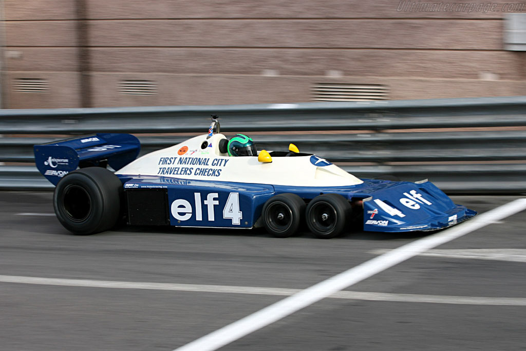 Car And Driver >> Tyrrell P34 - Chassis: P34/6 - Driver: Martin Stretton ...