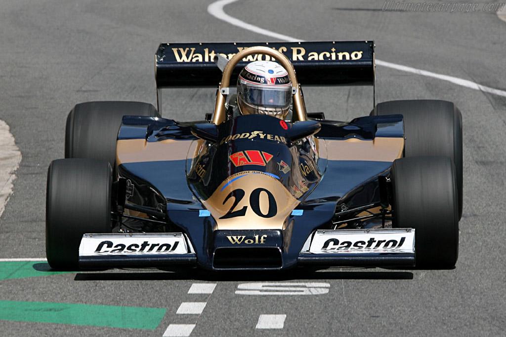 Wolf WR1 - Chassis: WR2   - 2006 Monaco Historic Grand Prix