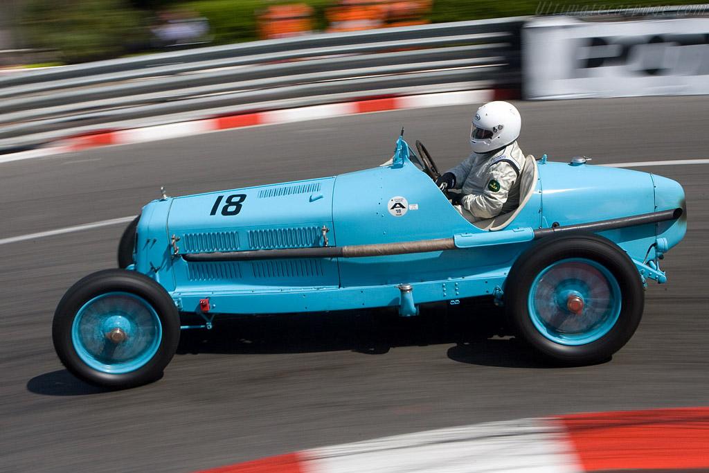 Alfa Romeo 8C 2300 Monza - Chassis: 2111097   - 2008 Monaco Historic Grand Prix