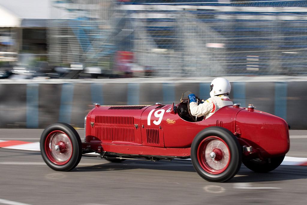 Alfa Romeo P3 - Chassis: 5007   - 2008 Monaco Historic Grand Prix