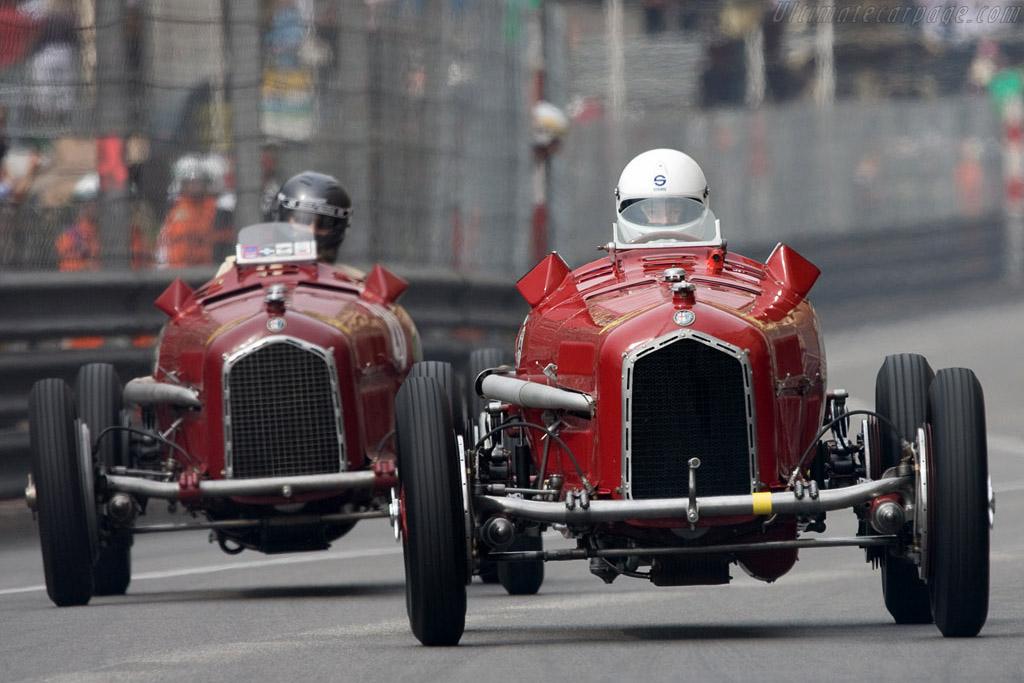 Alfa Romeo P3 - Chassis: 50006   - 2008 Monaco Historic Grand Prix