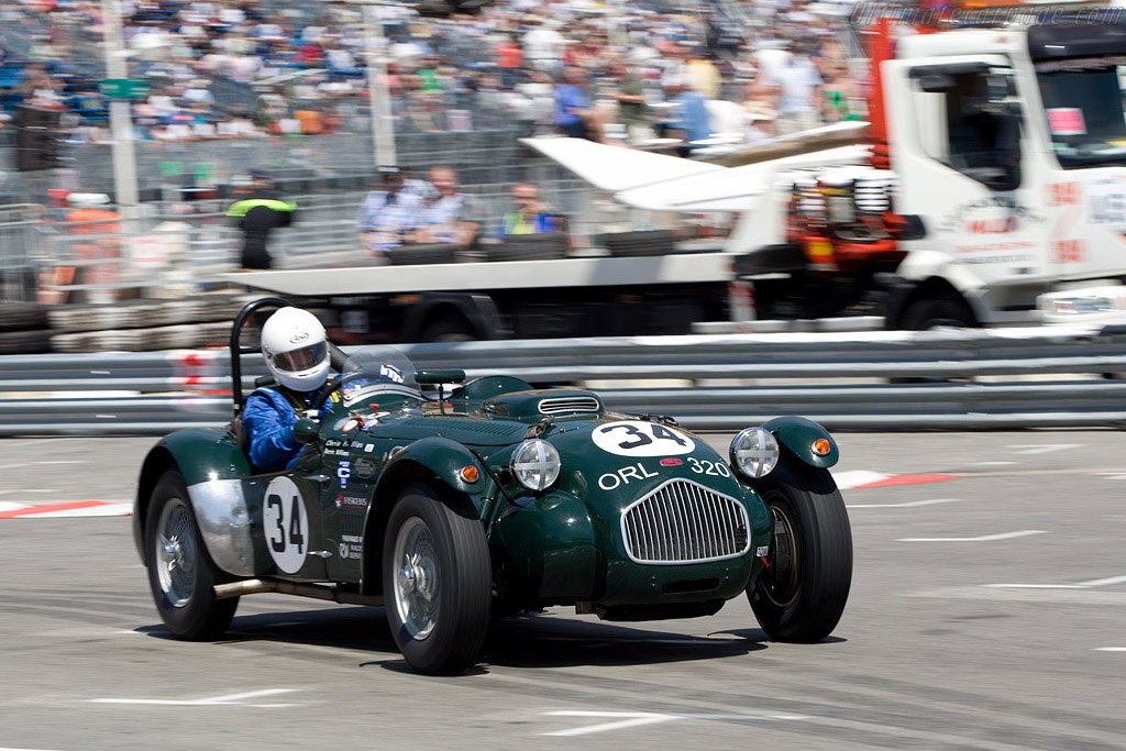 Allard J2X    - 2008 Monaco Historic Grand Prix