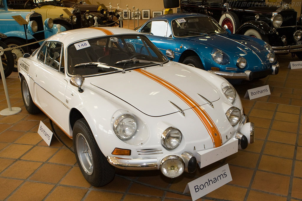 Alpine A110 V85 - Chassis: 14525   - 2008 Monaco Historic Grand Prix