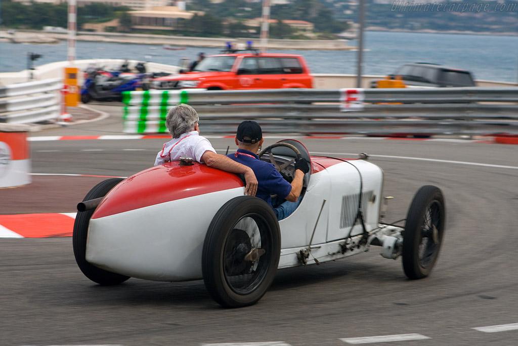 Amilcar    - 2008 Monaco Historic Grand Prix