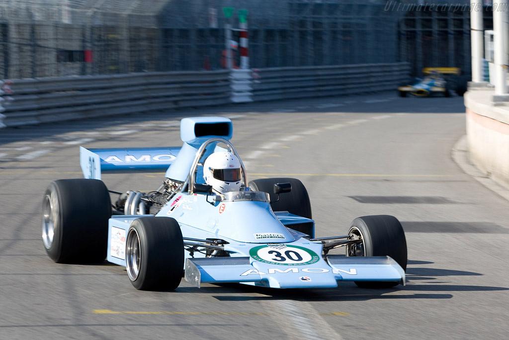 Amon F1 - Chassis: AF1/01   - 2008 Monaco Historic Grand Prix