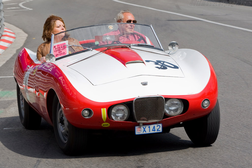 Arnolt Bristol    - 2008 Monaco Historic Grand Prix