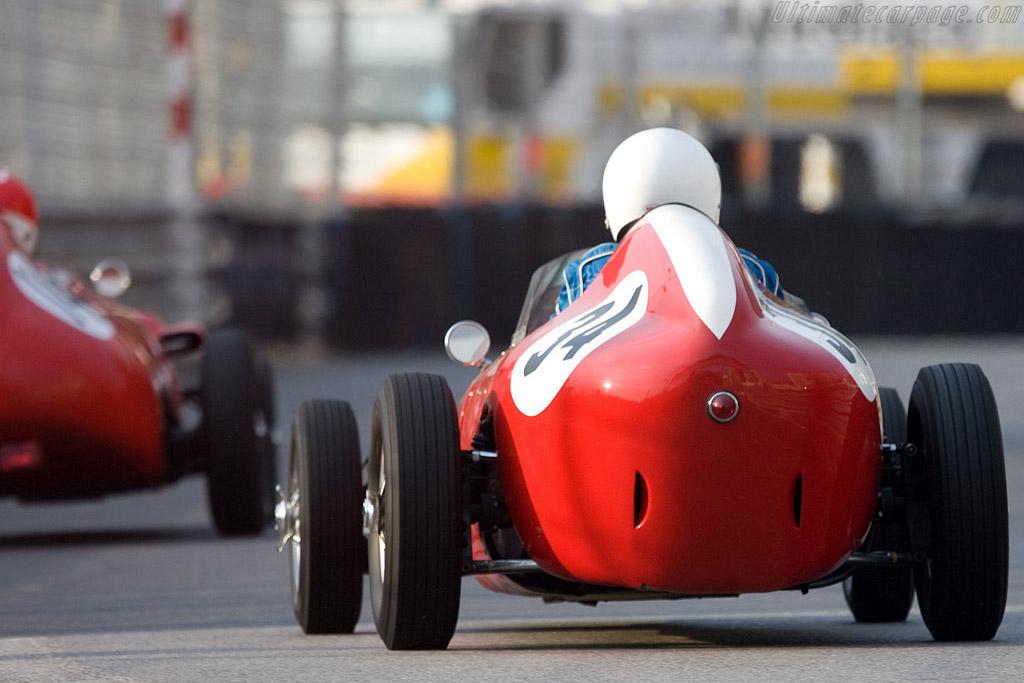 Autosud FJ    - 2008 Monaco Historic Grand Prix