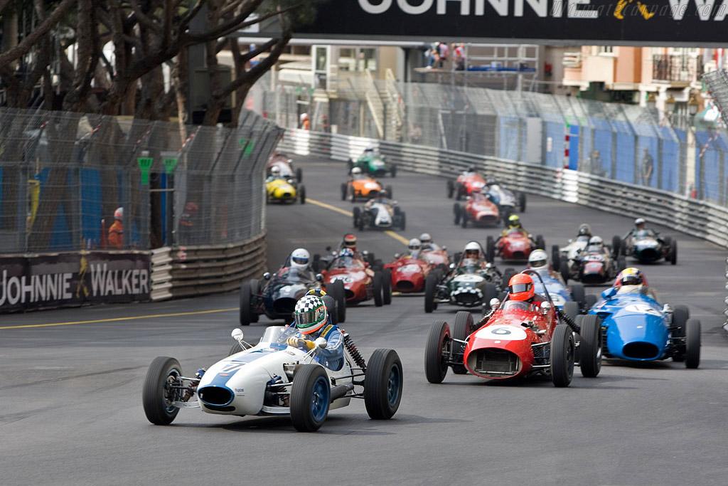 BMC Mk1    - 2008 Monaco Historic Grand Prix