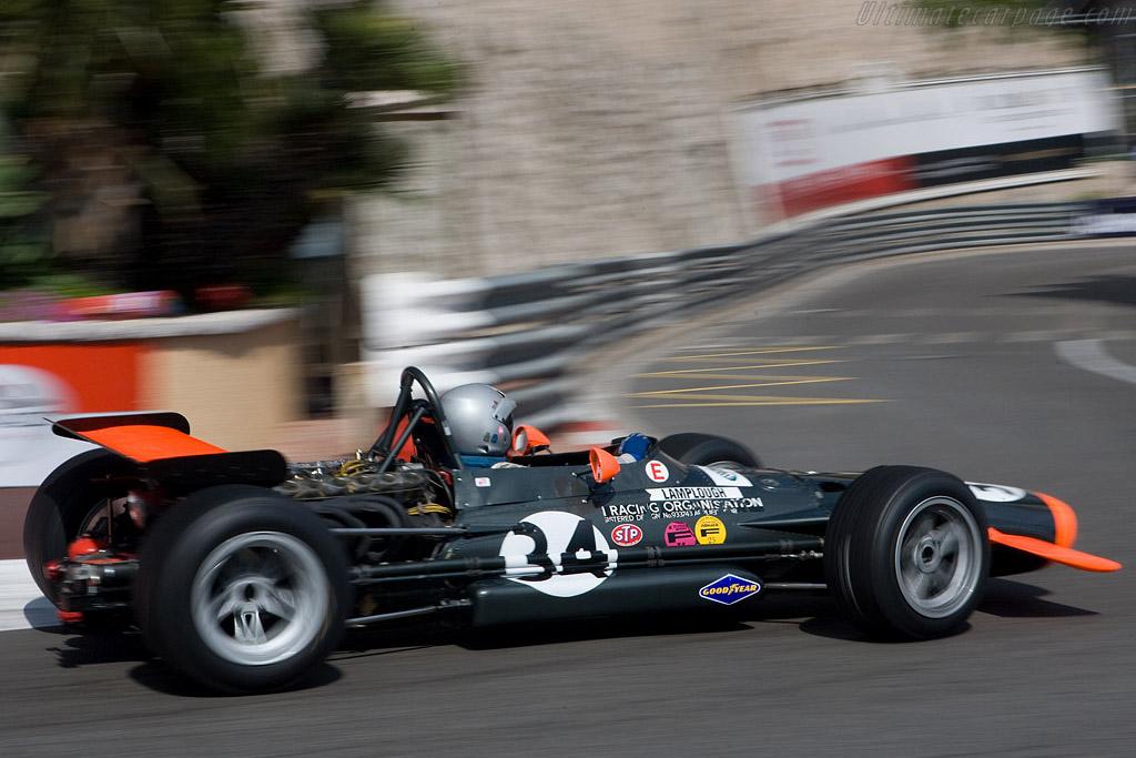 BRM P133 - Chassis: P133-01 - Driver: Robs Lamplough  - 2008 Monaco Historic Grand Prix