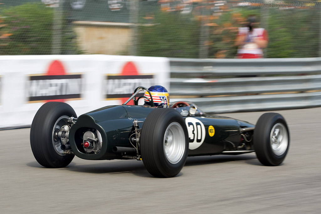 BRM P261    - 2008 Monaco Historic Grand Prix