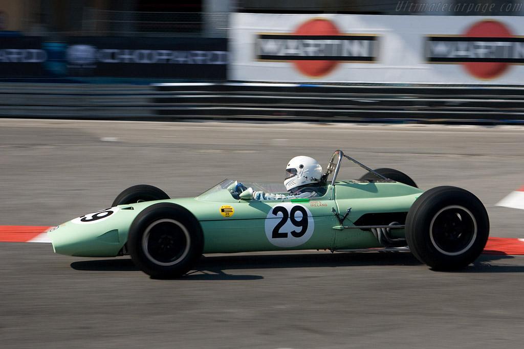BRP 64 BRM - Chassis: 02-64  - 2008 Monaco Historic Grand Prix