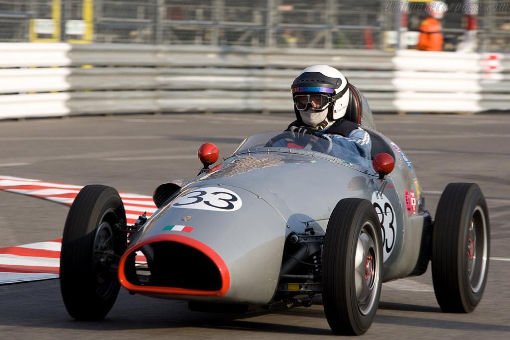 Bandini FJ    - 2008 Monaco Historic Grand Prix
