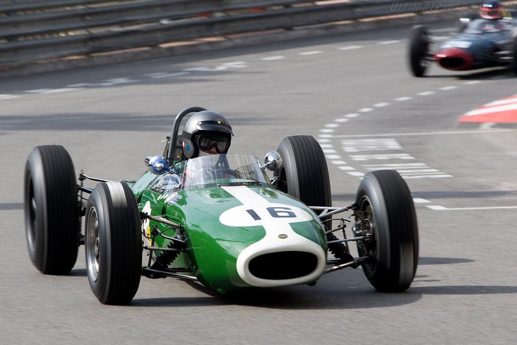 Brabham BT11 - Chassis: F1-5-64   - 2008 Monaco Historic Grand Prix