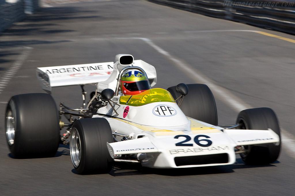 Brabham BT37 - Chassis: BT37-2   - 2008 Monaco Historic Grand Prix